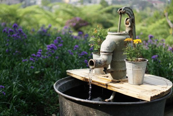 Quelle utilisation pour une pompe de puits ?
