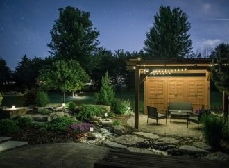 Comment sublimer sa résidence grâce à l'éclairage extérieur?